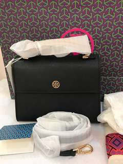 (RS)Original Tory Burch Parker small satchel