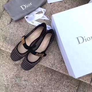 Dior Baby D shoes