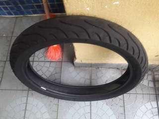 Tyre tayar Michelin Pilot Street sajz 90/80/17