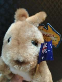 Australia kangaroo toy sourvenir