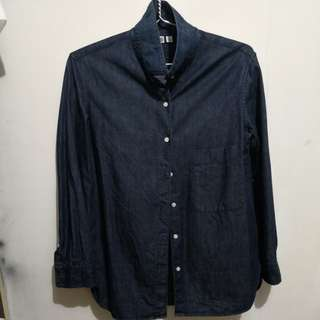 Denim Shirt (Can fit upto UK12)