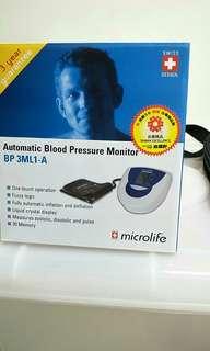 🚚 二手幾乎全新血壓器