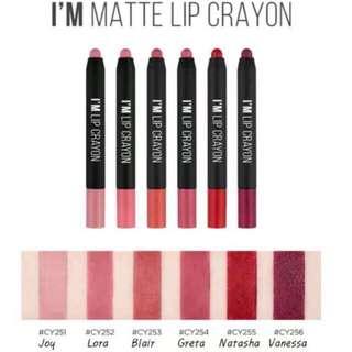 I'm MEME I'm Lip Crayon