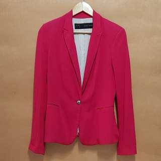 Zara Blazer (Pink)