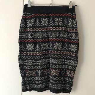 Jay Jays Wool Skirt