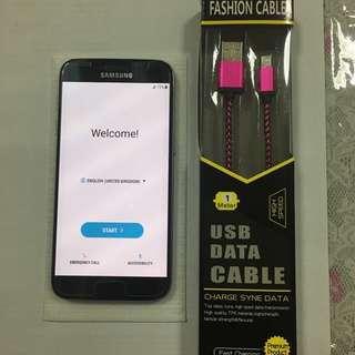 Samsung s7 black (32 GB)