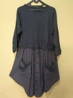 Dress ukuran jumbo