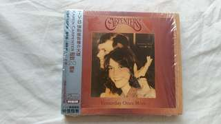 Carpenters - Yesterday once more Greatest hits 2CDs