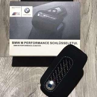 BMW 3/4/5/6/7/M M-Performance Key Fob Case Cover
