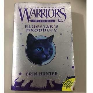 Warrior, Bluestar Prophecy Super Editions