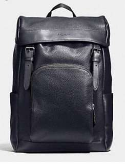 AUTHENTIC COACH LAPTOP BACKPACK