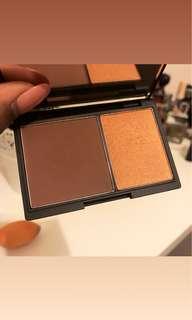 Brand new sleek cosmetics dark contour and highlight palette