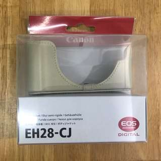 EOS M10 body jacket EH28-CJ