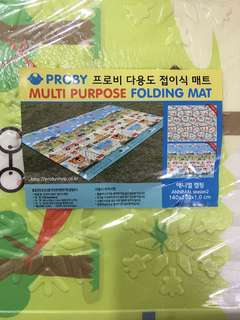 Playmat floormat