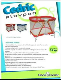 pre-loved baby play pen