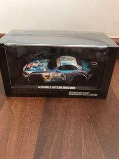 Goodsmile Hatsune Miku BMW 2014 series champion version
