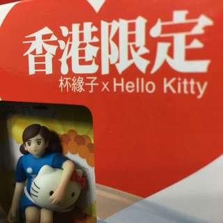 香港限定版 - 杯緣子 x Hellokitty