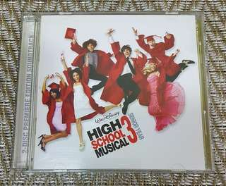 Walt Disney - High School Music 3 Senior Year CD + DVD