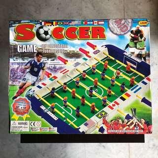 Mini Soccer Foosball Table