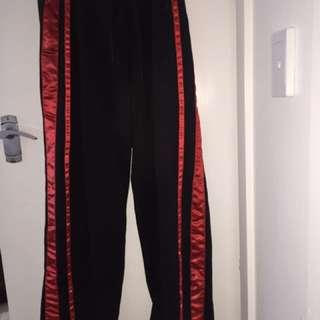PLT striped pants