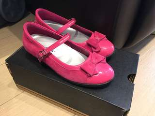 Dr Kong Pink Shoes