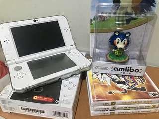 New Nintendo 3DS XL (Excellent condition)