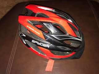 Spyder Bike Helmet