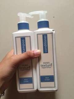 Makarizo shampo & conditioner