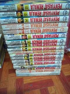 Penyiasat Remaja MixLot komik/manga BM