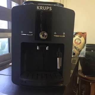Coffee Machine Krups EA8240 Full Black