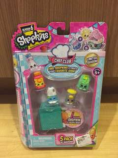 Brand new Shopkins