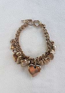 Gold Plated Chunky Necklace