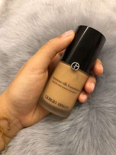GIORGIO ARMANI LUMINOUS SILK FOUNDATION SHADE 6.5