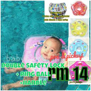 🔥fast delivery 🔥ready stock/ neck float / pelampung baby Neck Float