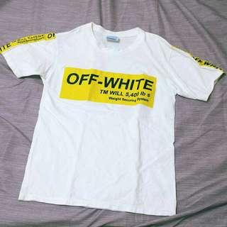 Off-White Shirt 😊