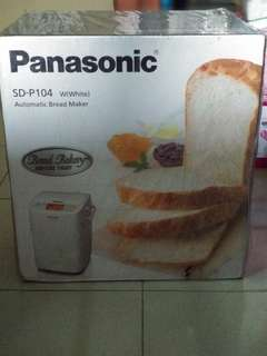 Panasonic Sd-P104 bread maker