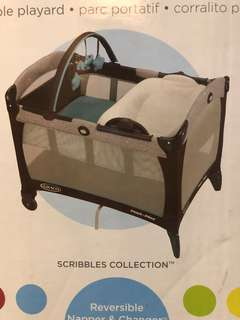 Graco pack&play