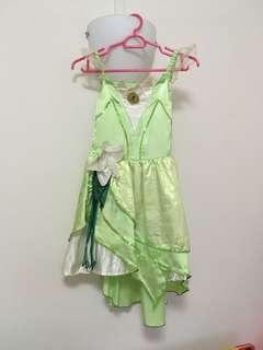 Princess Tiana party dress / costume
