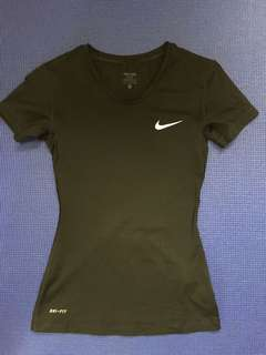 Nike Dri Fit workout top
