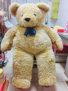 很大隻的熊🐻