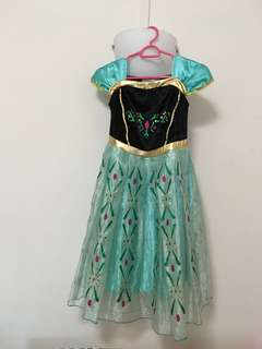 Princess Anna party dress / costume