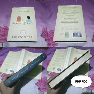 Eleanor and Park HB