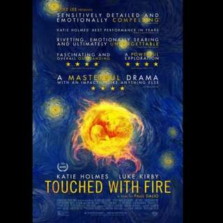 [Rent-A-Movie] TOUCHED WITH FIRE (2015)