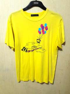 T-shirt by 24 Hour Television