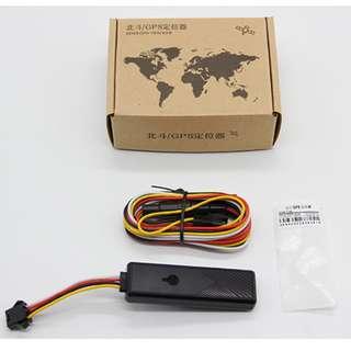 Beidou GPS locator motorcycle mini mini tracker electric battery car burglar alarm tracker