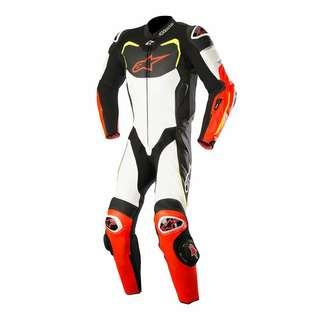 Alpianster Motorbike Leather Racing Suit