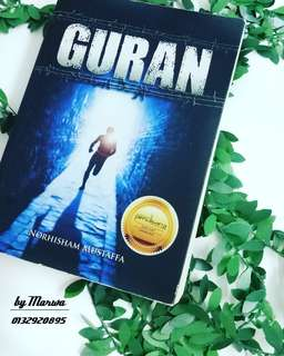 Novel Second Hand : Guran (BM)