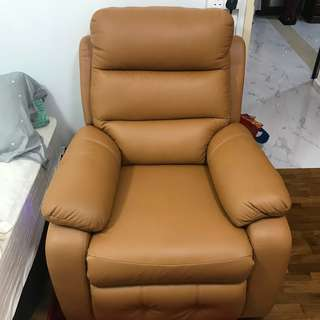 SALE! Electrical Reclining Sofa