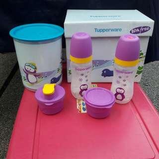 Tupperware Twinkle Baby Set
