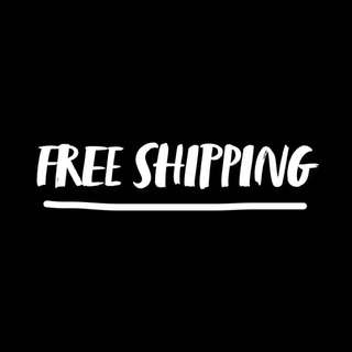 Free shipping on purchases over $20